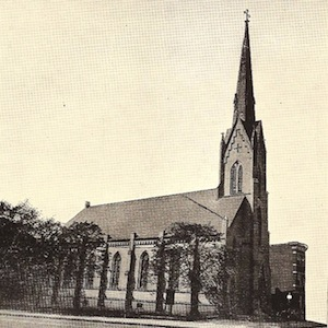 History - Saratoga_church